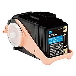 【在庫目安:あり】【送料無料】EPSON LPC3T35CV LP-S6160用 環境推進トナー/ シアン/ Mサイズ(3700ページ)  トナー カートリッジ トナーカットリッジ トナー交換 印刷 プリント プリンター