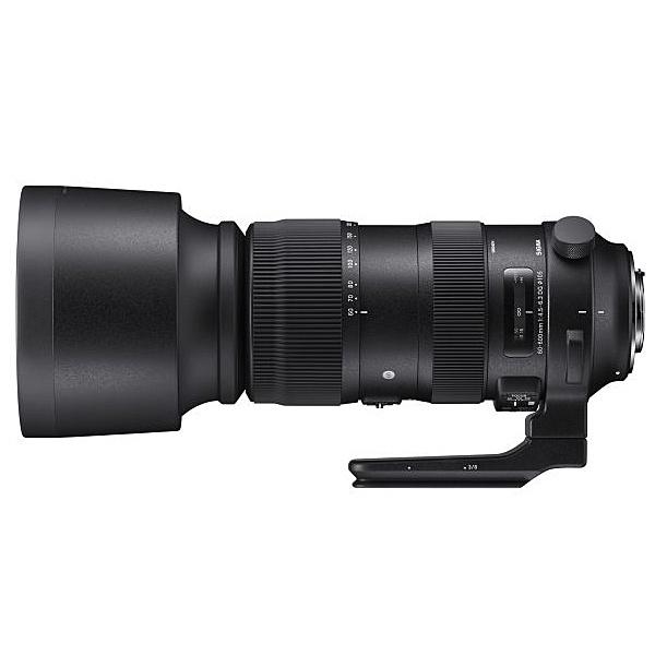 レンズ 【送料無料】SIGMA DG マウント OS F4.5-6.3 交換 EO【在庫目安:お取り寄せ】  60-600mmF4.5-6.3DG HSM OS 交換レンズ 60-600mm   ズーム カメラ Sports ズームレンズ EO