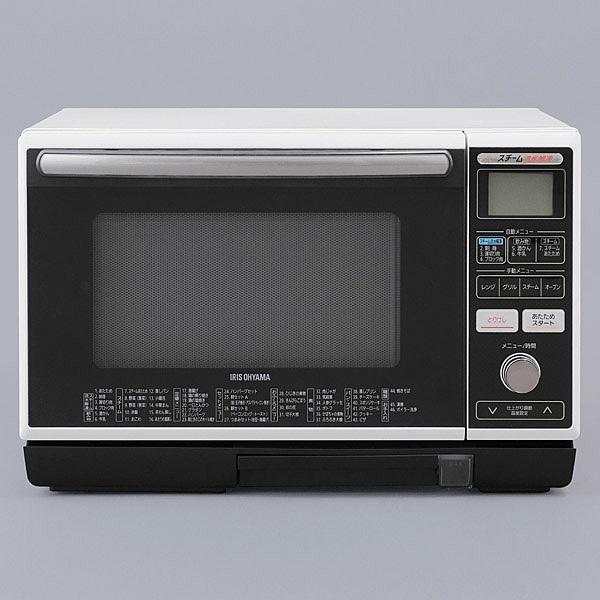 【送料無料】アイリスオーヤマ MS-Y2403 スチームオーブンレンジ 流水解凍 24L【在庫目安:僅少】| キッチン家電 電子レンジ レンジ トースター ロースター グリル 一人暮らし 解凍 肉 魚 家電 新生活