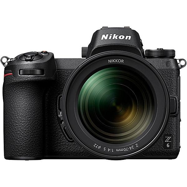 【送料無料】Nikon Z6LK24-70 ミラーレスカメラ Z 6 24-70 レンズキット【在庫目安:お取り寄せ】| カメラ ミラーレスデジタル一眼レフカメラ 一眼レフ カメラ デジタル一眼カメラ