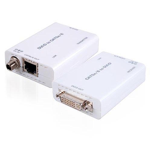 【送料無料】CYPRESS TECHNOLOGY CO..LTD CDVI-513TXL/RXL DVI延長器(最大60m)【在庫目安:お取り寄せ】