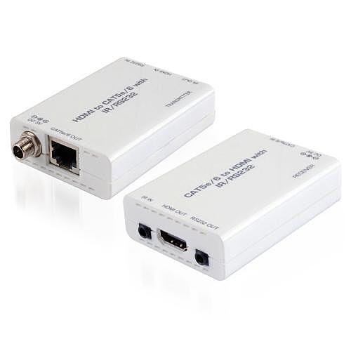 【送料無料】CYPRESS TECHNOLOGY CO..LTD CH-513TXLN/RXLN HDMI/ RS232/ IR延長器(最大60m)【在庫目安:お取り寄せ】| パソコン周辺機器 複合エクステンダー エクステンダー PC パソコン