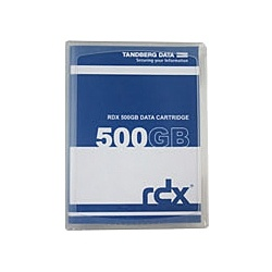 【在庫目安:あり】【送料無料】Tandberg Data 8541 RDX 500GB カートリッジ