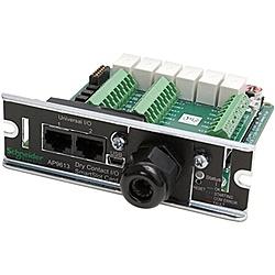 【送料無料】APC AP9613 Dry Contact I/ O SmartSlot Card【在庫目安:お取り寄せ】| 電源関連装置 UPS 停電対策 停電 電源 無停電装置 無停電 オプション サプライ