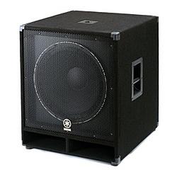 【送料無料】ヤマハ SW118V サブウーファー【在庫目安:お取り寄せ】  AV機器 業務用 スピーカー オーディオ 音響 AV 屋内 室内