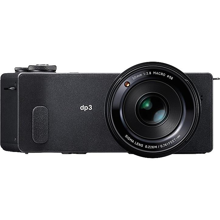 【送料無料】SIGMA dp 3 Quattro コンパクトデジタルカメラ dp3 Quattro【在庫目安:お取り寄せ】