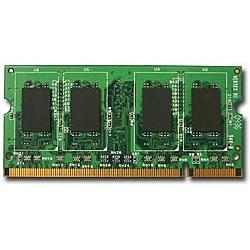 【送料無料】グリーンハウス GH-DNII800-2GB ノート用 PC2-6400 200pin DDR2 SDRAM SO-DIMM 2GB【在庫目安:お取り寄せ】