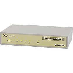 【送料無料】マイクロリサーチ MR-UG304d UnifiedGate304【在庫目安:お取り寄せ】