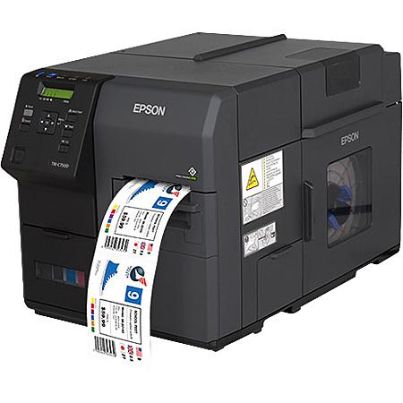 【送料無料】EPSON TM-C7500G ラベルプリンター/ フォトインク対応モデル【在庫目安:お取り寄せ】