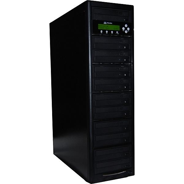 【送料無料】コムワークス VP-10SVUL コピーガード機能付き DVDデュプリケーター VP写楽 1:10モデル USB&LAN接続【在庫目安:お取り寄せ】