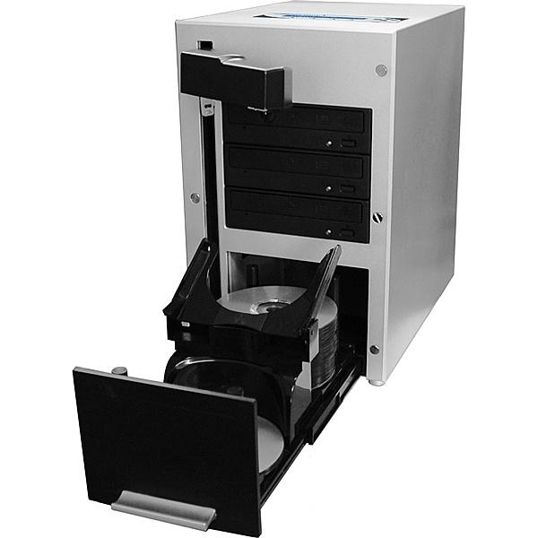 【送料無料】コムワークス SRPRO-AUTO60-3BD 全自動型CD/ DVD/ BDデュプリケーター 写楽Pro AUTO60 III BD【在庫目安:お取り寄せ】