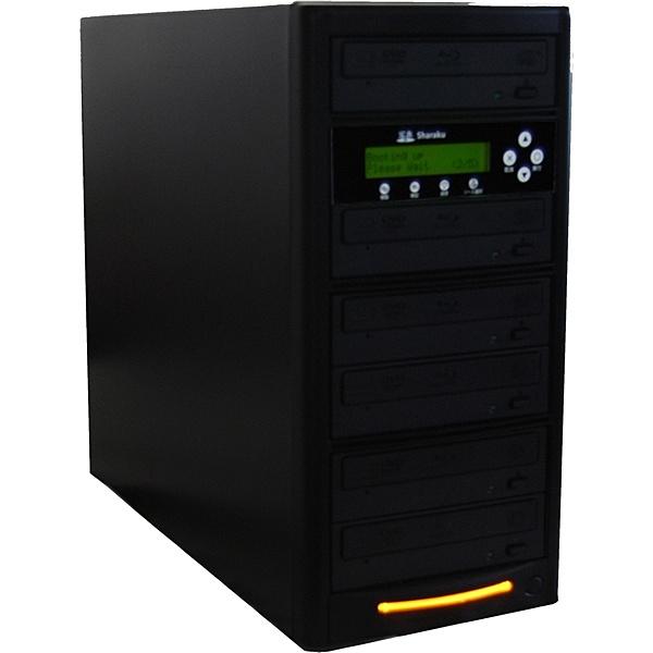 【送料無料】コムワークス VP-5SVU コピーガード機能付き DVDデュプリケーター VP写楽 1:5モデル USB接続【在庫目安:お取り寄せ】