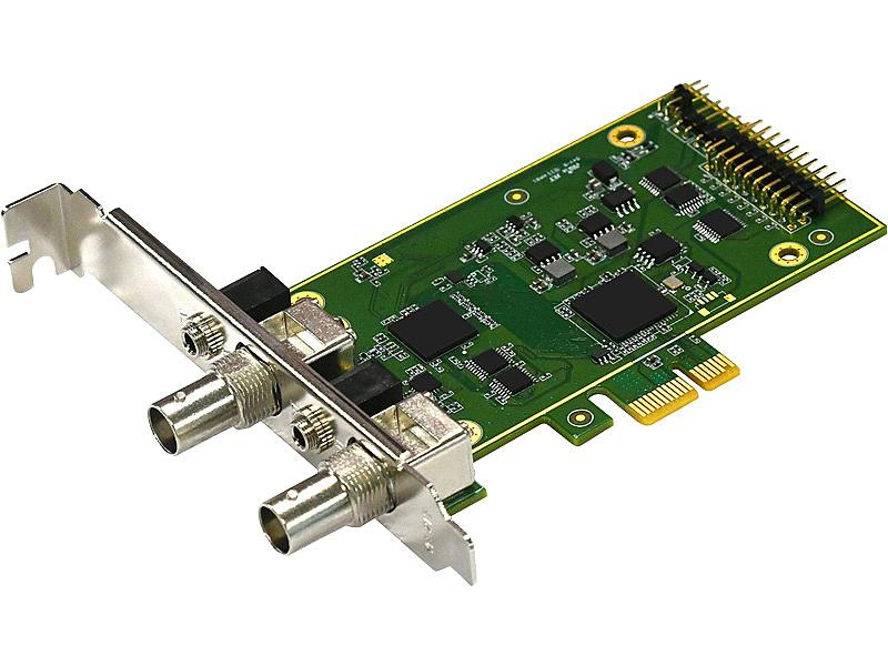 【送料無料】IODATA GV-S2VR SDI入力(パススルー)対応 ソフトウェアエンコード型 PCIeキャプチャーボード【在庫目安:お取り寄せ】