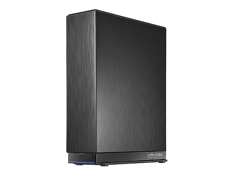 【送料無料】IODATA HDL-AAX8 デュアルコアCPU搭載 ネットワーク接続ハードディスク(NAS) 8TB【在庫目安:僅少】