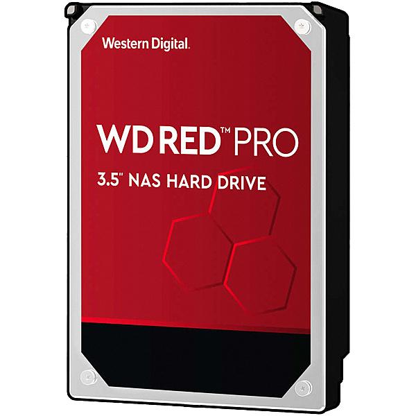 【在庫目安:あり】【送料無料】WESTERN DIGITAL 0718037-855967 WD Red Proシリーズ 3.5インチ内蔵HDD 4TB SATA6.0Gb/ s 7200rpm 256MB| パソコン周辺機器 ハードディスクドライブ