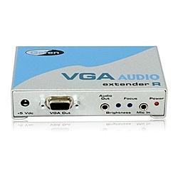 【送料無料】Gefen EXT-VGA-AUDIO-141 VGA AUdio延長機(CAT5使用 45m)【在庫目安:お取り寄せ】