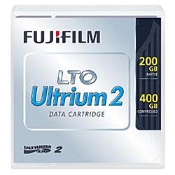 【送料無料】富士フイルム LTO FB UL-2 200G JX5 LTO Ultrium2 データカートリッジ 200/ 400GB 5巻パック【在庫目安:お取り寄せ】