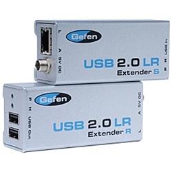 【送料無料】Gefen EXT-USB2.0-LR USB2.0延長機【在庫目安:お取り寄せ】