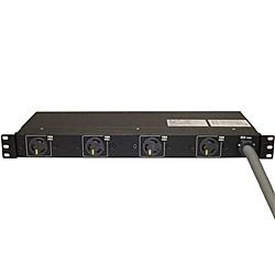 【送料無料】富士通 PY-CTX02 コンセントボックス(200V/ NEMA L6-20R×4/ 1U)【在庫目安:お取り寄せ】| 電源タップ サーバー用電源タップ サーバー 電源コード タップ 電源 コンセント コード