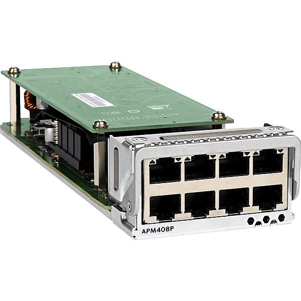 【送料無料】NETGEAR APM408P-10000S APM408P 「ライフタイム保証」 M4300-96X用 8ポートPoE+ 10GBASE-T カード【在庫目安:お取り寄せ】