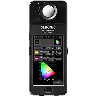 【送料無料】浅沼商会 011611 SEKONIC カラーメーター スペクトロマスター C-7000【在庫目安:お取り寄せ】