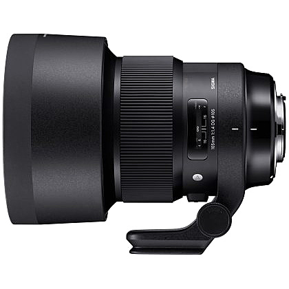 【送料無料】SIGMA 105mmF1.4 DG HSM (A) NA 105mm F1.4 DG HSM | Art ニコン用【在庫目安:お取り寄せ】