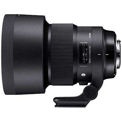 【送料無料】SIGMA 105mmF1.4 DG HSM (A) SE 105mm F1.4 DG HSM | Art ソニーEマウント用【在庫目安:お取り寄せ】| カメラ 単焦点レンズ 交換レンズ レンズ 単焦点 交換 マウント ボケ