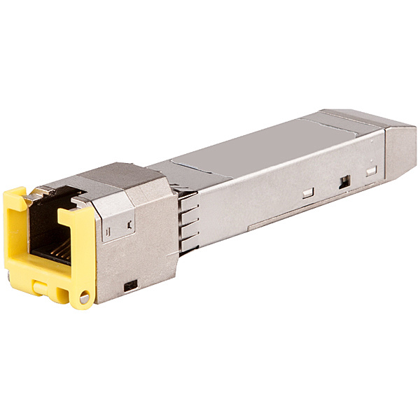 【送料無料】 JL563A HPE Aruba 10GBASE-T SFP+ RJ45 30m Cat6A Transceiver【在庫目安:お取り寄せ】| パソコン周辺機器 SFPモジュール 拡張モジュール モジュール SFP スイッチングハブ 光トランシーバ トランシーバ PC パソコン