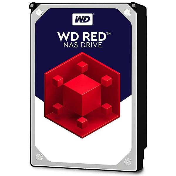 【在庫目安:あり】【送料無料】WESTERN DIGITAL 0718037-854694 WD Redシリーズ 3.5インチ内蔵HDD 8TB SATA6.0Gb/ s 5400rpm 256MB| パソコン周辺機器 ネットワークストレージ ネットワーク ストレージ HDD 増設 スペア 交換