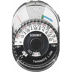 【送料無料】セコニック 013257 SEKONIC 露出計 ツインメイト L-208【在庫目安:お取り寄せ】