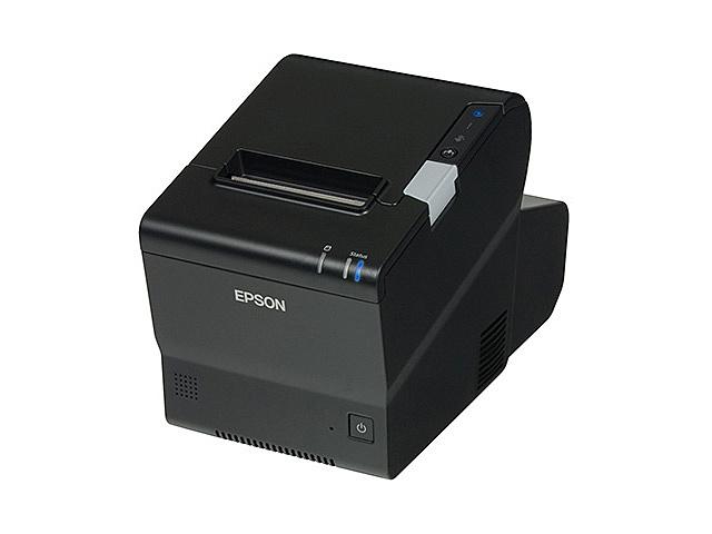 【送料無料】EPSON T886DT2634 レシートプリンター/ インテリジェントモデル/ Windows OS/ Intel Core i3搭載/ 紙幅80mm・58mm選択可/ ブラック【在庫目安:お取り寄せ】| プリンタ サーマルプリンタ ラベルプリンタ