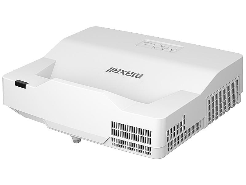 【送料無料】マクセル(プロジェクタ) MP-AW4001J プロジェクター (液晶方式/ レーザー光源/ WXGA/ 4200lm/ 16Wスピーカー/ 約7.6kg)【在庫目安:お取り寄せ】