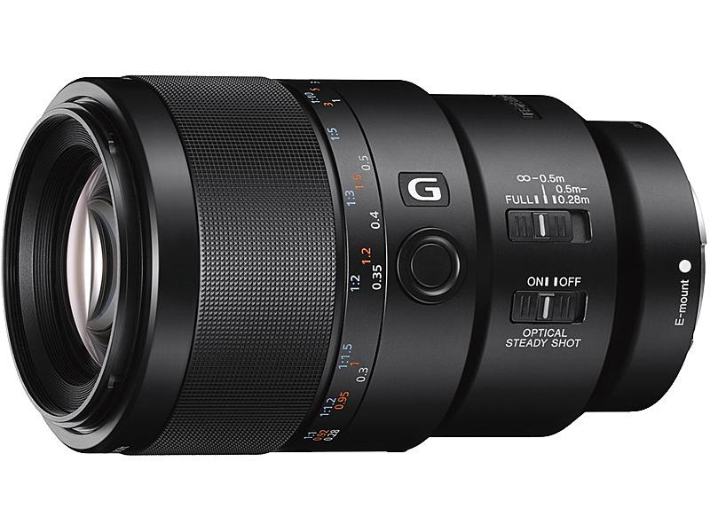 【送料無料】SONY(VAIO) SEL90M28G Eマウント交換レンズ FE 90mm F2.8 Macro G OSS【在庫目安:お取り寄せ】| カメラ 交換レンズ レンズ 交換 マウント
