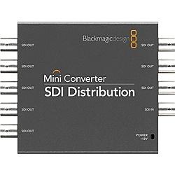 【送料無料】Blackmagic Design CONVMSDIDA Mini Converter SDI Distribution【在庫目安:お取り寄せ】| パソコン周辺機器 グラフィック ビデオ オプション ビデオ パソコン PC