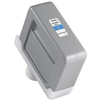 【送料無料】【純正インク】Canon 9812B001 インクタンク 染料シアン PFI-307C【在庫目安:お取り寄せ】