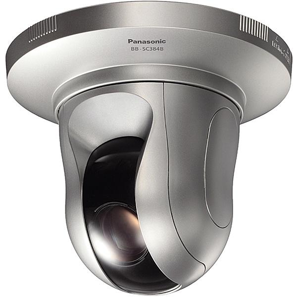 【在庫目安:あり】【送料無料】Panasonic BB-SC384B 屋内タイプネットワークカメラ| カメラ ネットワークカメラ ネカメ 監視カメラ 監視 屋内 録画