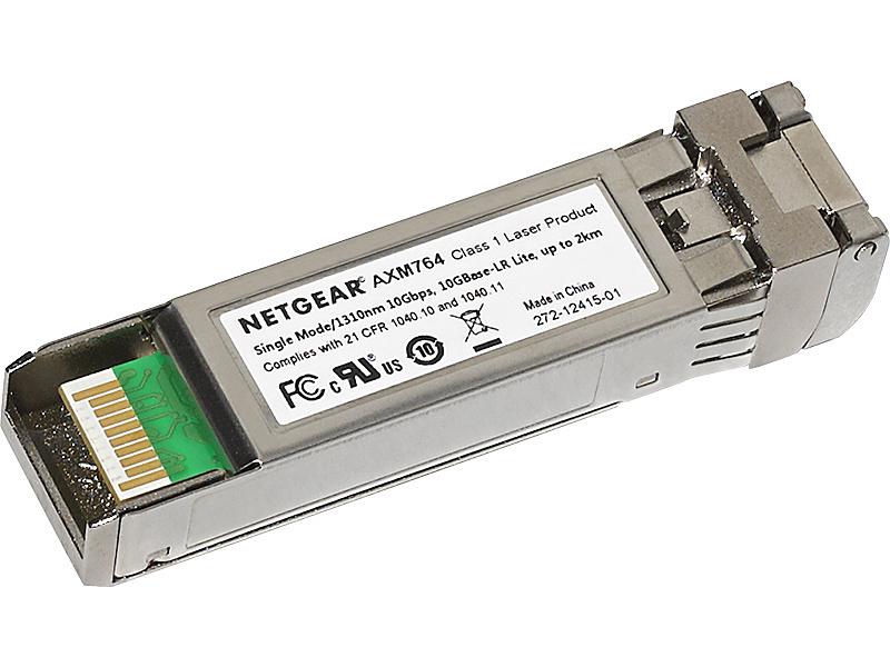 【送料無料】NETGEAR AXM764-10000S AXM764 【5年保証】10G SFP+ モジュール (10GBASE-LR Lite)【在庫目安:お取り寄せ】