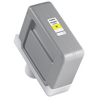 送料無料 Canon 2020 新作 9814B001 インクタンク 染料イエロー PFI-307Y 純正インク インク 在庫目安:お取り寄せ インクカートリッジ 純正 日本産
