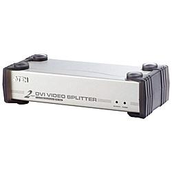 【送料無料】ATEN VS-162 1入力 2出力 DVIビデオスプリッター【在庫目安:お取り寄せ】