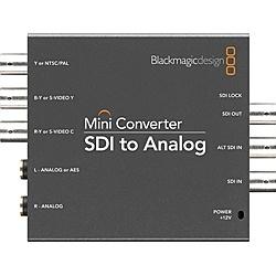 【送料無料】Blackmagic Design CONVMASA Mini Converter SDI to Analog【在庫目安:お取り寄せ】| パソコン周辺機器 グラフィック ビデオ オプション ビデオ パソコン PC