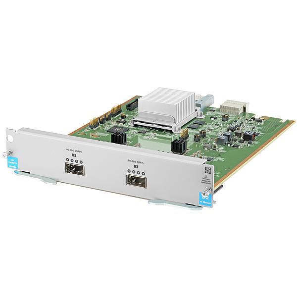 【送料無料】 J9996A HPE Aruba 2port 40GbE QSFP+ v3 zl2 Module【在庫目安:お取り寄せ】| パソコン周辺機器 SFPモジュール 拡張モジュール モジュール SFP スイッチングハブ 光トランシーバ トランシーバ PC パソコン