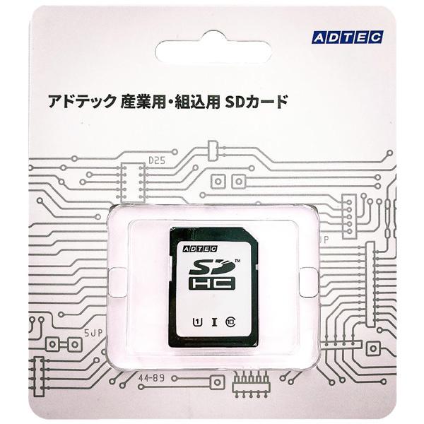 <title>送料無料 アドテック EHC32GSITFCECDZ 産業用 SDHCカード 32GB Class10 UHS-I U1 新作からSALEアイテム等お得な商品満載 SLC ブリスターパッケージ 在庫目安:お取り寄せ</title>