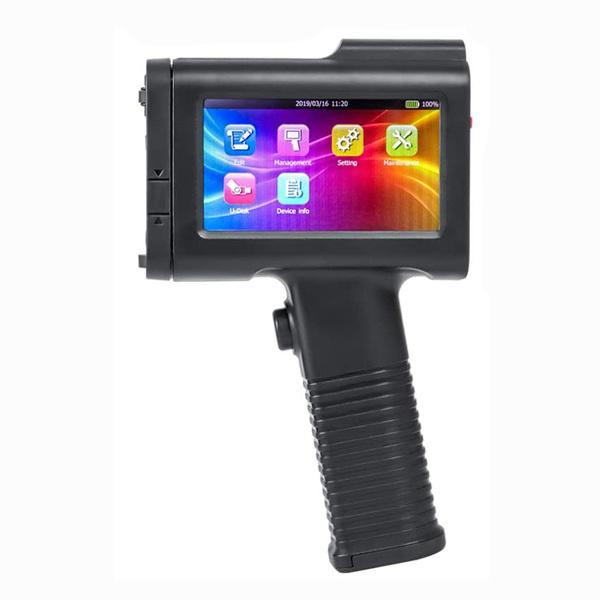 【送料無料】Powercom BT-HH6150B2 ハンディプリンター 速乾性インク 色/ 黒セット【在庫目安:お取り寄せ】