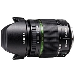 【送料無料】リコーイメージング DA18-270MM/F3.5-6.3 高倍率ズームレンズ DA 18-270mmF3.5-6.3ED SDM (ケース・フード付)【在庫目安:お取り寄せ】| カメラ ズームレンズ 交換レンズ レンズ ズーム 交換 マウント