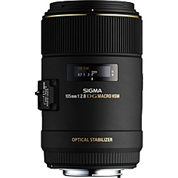 【送料無料】SIGMA 105F28EXDGOSMACROEO MACRO 105mm F2.8 EX DG OS HSM キヤノン【在庫目安:お取り寄せ】| カメラ 交換レンズ レンズ 交換 マウント