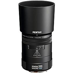 【送料無料】リコーイメージング DFAM100WR マクロレンズ D FA MACRO 100mmF2.8 WR (ケース・フード付)【在庫目安:お取り寄せ】| カメラ 交換レンズ レンズ 交換 マウント