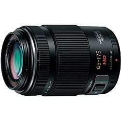 【送料無料】Panasonic H-PS45175-K デジタル一眼カメラ用交換レンズ LUMIX G X VARIO PZ 45-175mm/ F4.0-5.6 ASPH./ POWER O.I.S. (ブラック)【在庫目安:お取り寄せ】  カメラ ズームレンズ 交換レンズ レンズ ズーム 交換 マウント