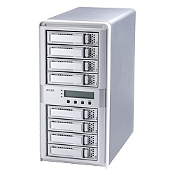 SAS SAS to 外置型RAIDユニット【在庫目安:お取り寄せ】 8bays ARC-8040 s 【送料無料】ARECA 6Gb/