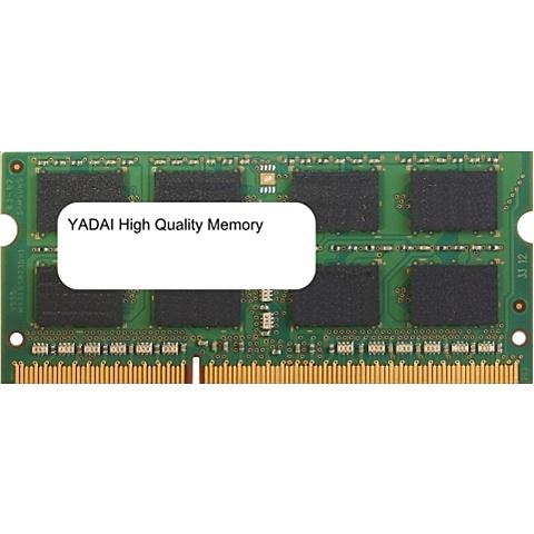【送料無料】ヤダイ YD3/1333-N8G DDR3 PC3-10600 8GB SO-DIMM 204pin【在庫目安:お取り寄せ】