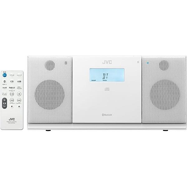 【送料無料】JVCケンウッド NX-PB30-W コンパクトコンポーネントシステム(ホワイト)【在庫目安:お取り寄せ】